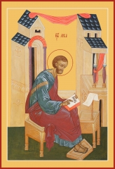 Лука апостол, икона (арт.06456)
