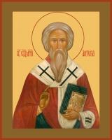 Антипа Пергамский, епископ, священномученик, икона (арт.06528)
