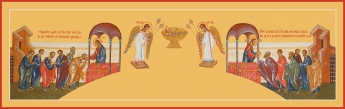 Тайная Вечеря, икона (арт.06670)