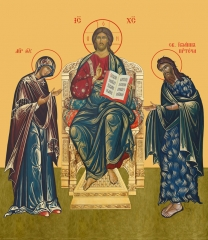 Деисус, икона (арт.00667)