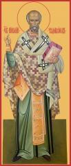 Николай чудотворец, архиепископ Мир Ликийских, святитель, икона (арт.06718)