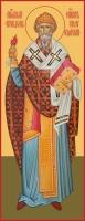 Спиридон Тримифунтский святитель, икона (арт.06746)