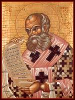 Афанасий Великий, Александрийский, святитель, икона (арт.06748)