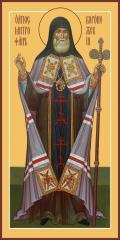 Митрофан Воронежский, чудотворец, святитель, икона (арт.06763)