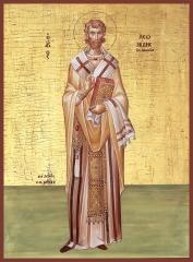 Леонид Афинский, святитель, икона (арт.06779)