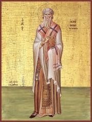 Иерофей преподобный, икона (арт.06790)