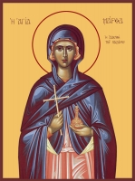 Марфа Вифанская праведная, мироносица, икона (арт.06854)