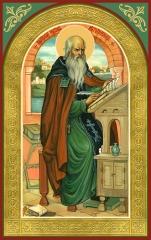 Нестор Летописец преподобный, икона (арт.06888)
