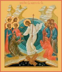 Воскресение Христово, икона (арт.00697)